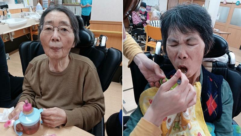 食べる楽しみ(さくらんぼ,訪問看護・福岡/レインボーアース)