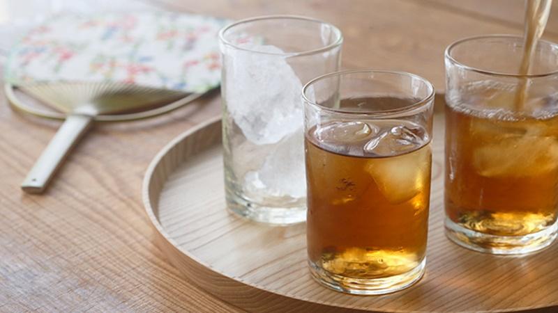麦茶の効果(さくらんぼ,訪問看護・福岡/レインボーアース)