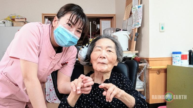おめでとうございます!(さくらんぼ,訪問看護・福岡/レインボーアース)