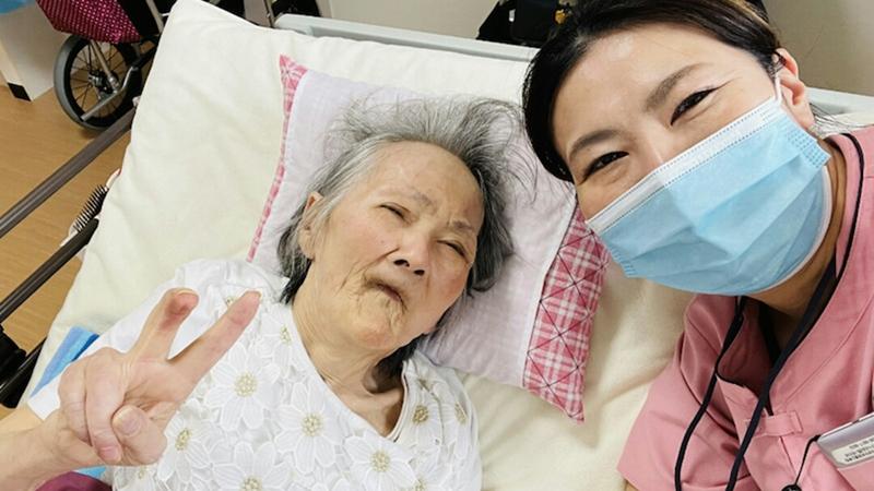 癒される瞬間(さくらんぼ,訪問看護・福岡/レインボーアース)