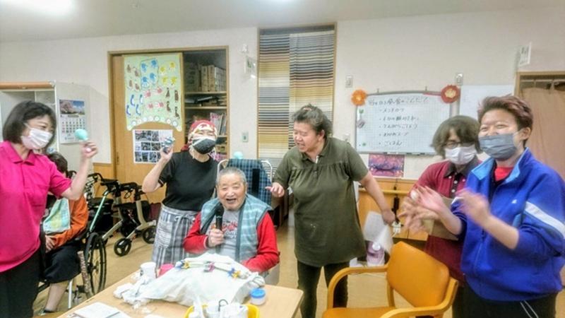 盛り上がり(さくらんぼ,訪問看護・福岡/レインボーアース)