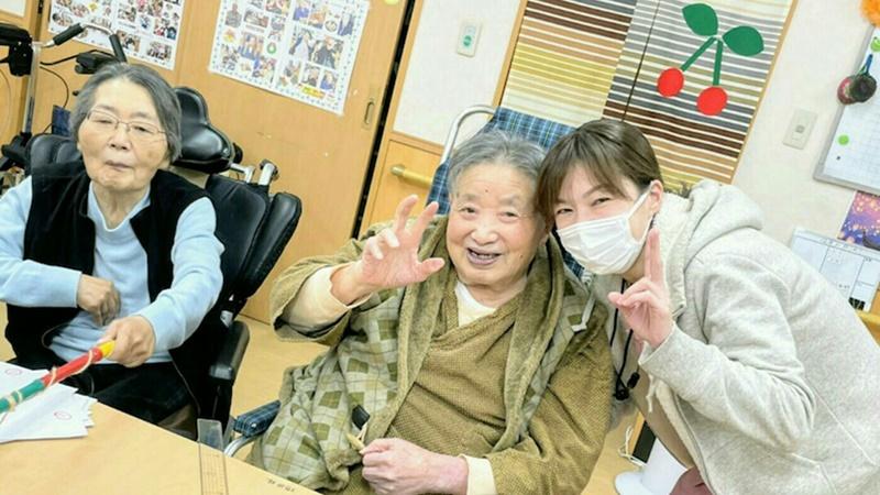 素敵な一日を(さくらんぼ,訪問看護・福岡/レインボーアース)