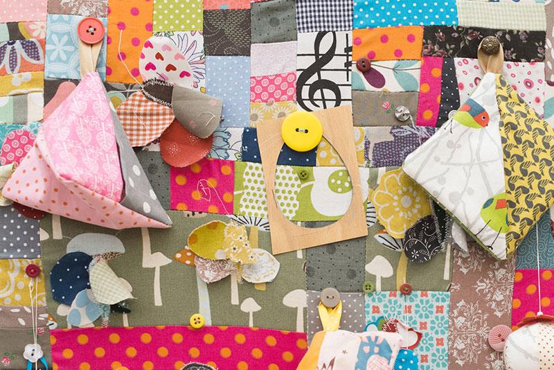 Mit Kinderhand - Arbeiten aus dem Kinder-Kreativkurs