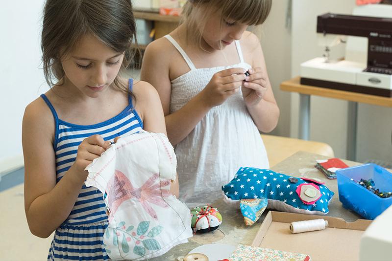 Frau Eule, Kinder-Kreativwerkstatt