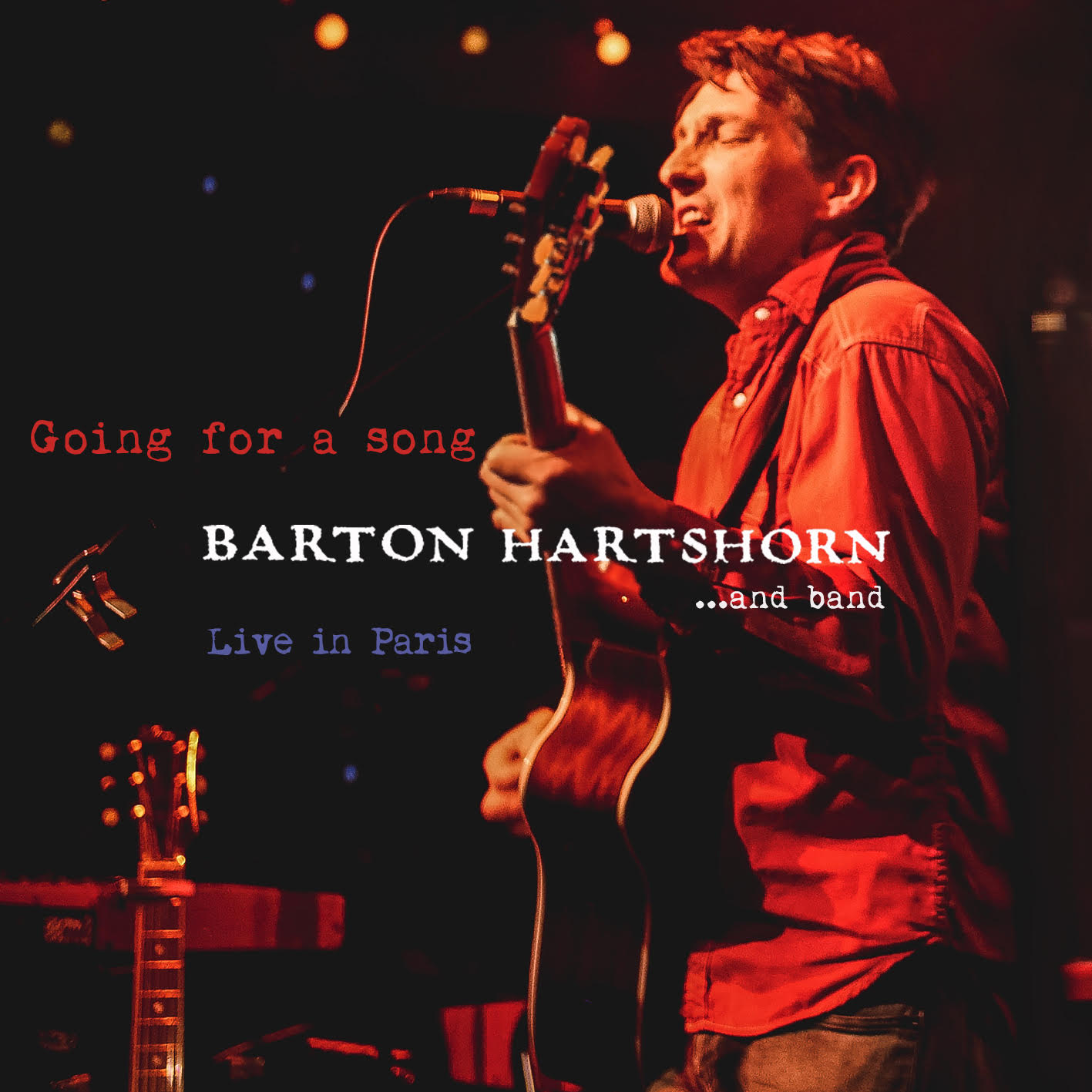 Barton Hartshorn - Going for a song