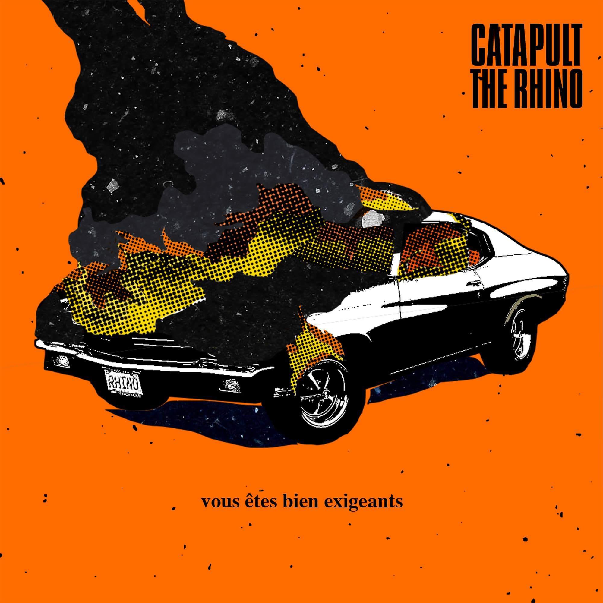 Catapult The Rhino