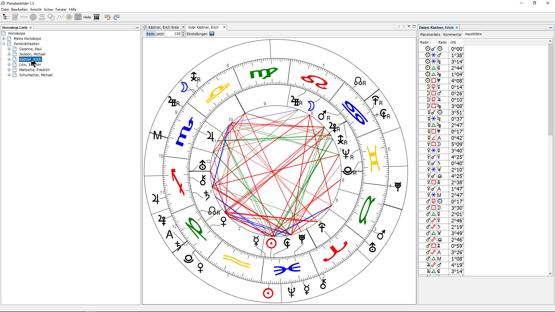 Solar mit Transneptunern