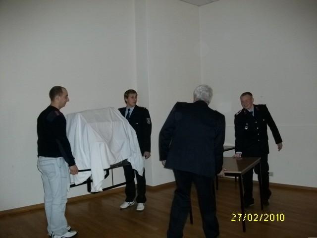 Überraschung für Behrendorfs WL Johanes Schäfer