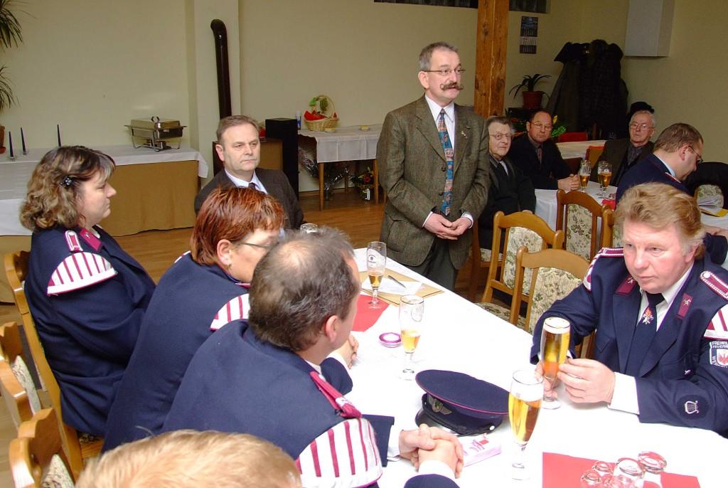 Verbandsgemeindebürgermeister Eike Trumpf