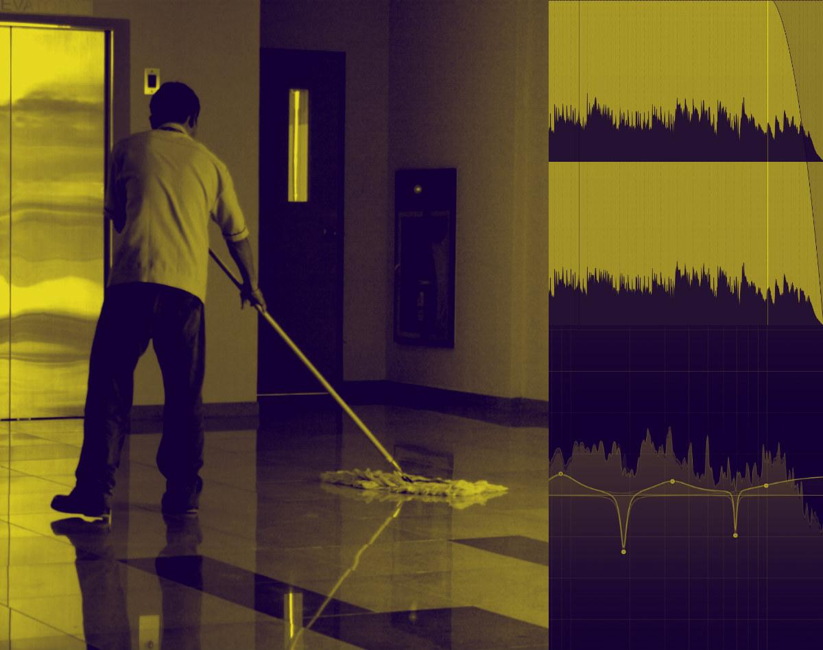 Audio Restoration - Youtube audio quality enhancer, decrackle