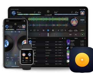 Algoriddim Djay Music Mixing App for Iphone and Android