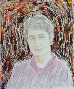 Margit Fischer - Bild von Fritz Oesterlein