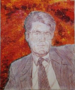 Bundespräsident Dr. Heinz Fischer - Bild von Fritz Oesterlein