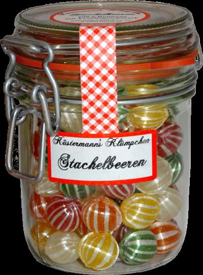 Stachelbeeren 250 g Bonbons mit Fruchtgeschmack