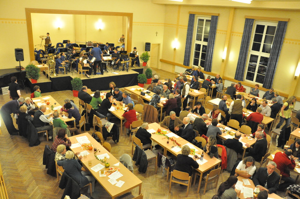 Herbstkonzert mit Jugendorchester am 10. Oktober