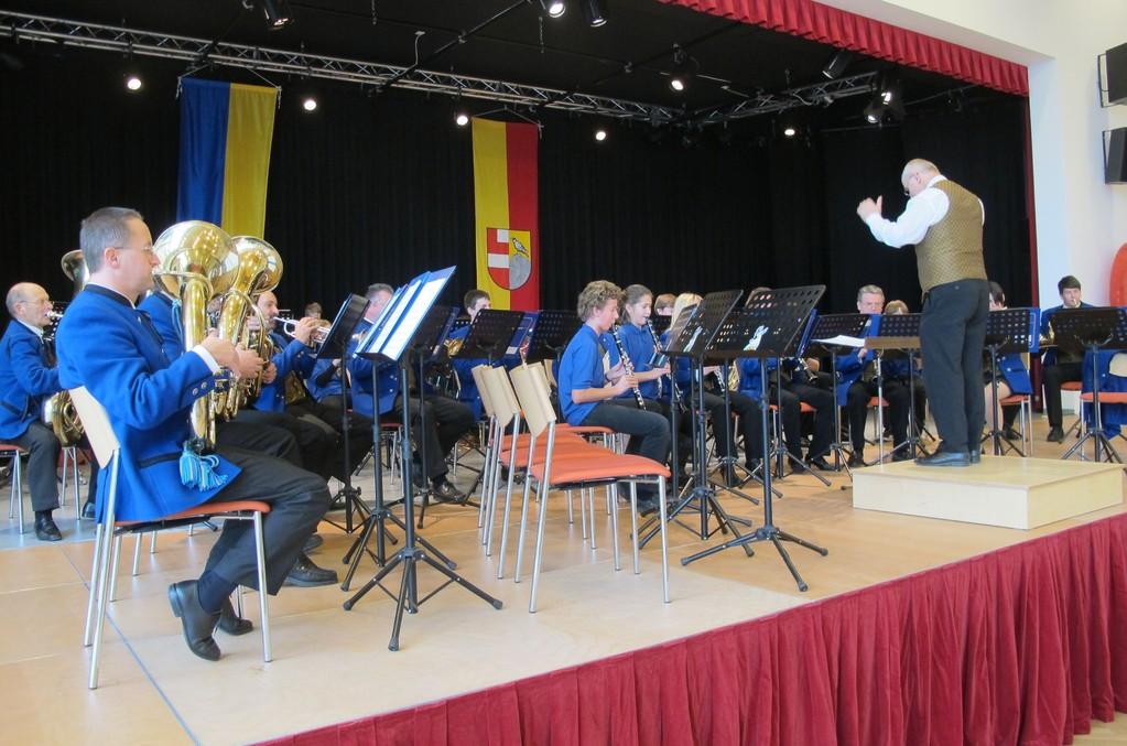 Konzertmusikbewertung Rabenstein mit Jugendorchester am 13. November 2011