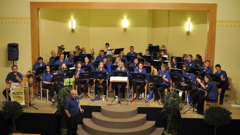 Mit Musik in den Herbst mit Jugendorchester - traditionelle Blasmusik am 15. Oktober
