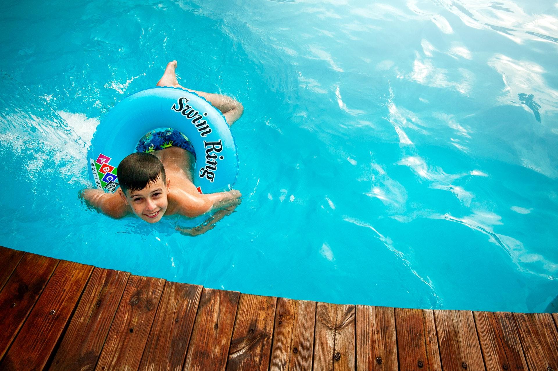 Séances piscine