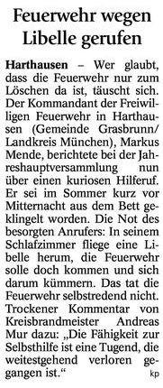 Quelle: Münchner Merkur Bayernteil