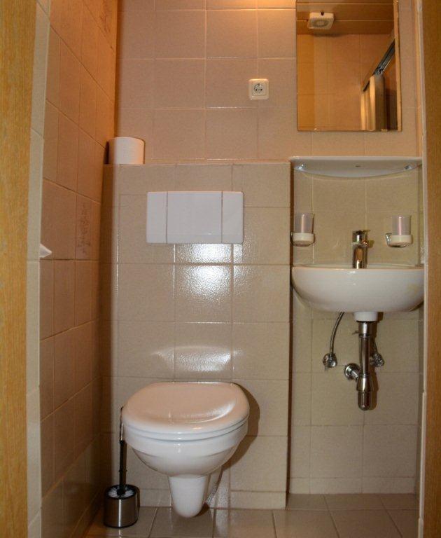 Extra Doppelzimmer mit Dusche/WC