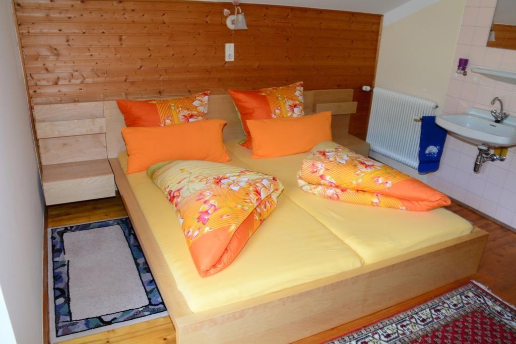 Schlafzimmer Fewo KAISERBLICK