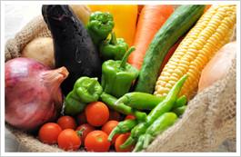 新鮮・安心・安全で美味しい野菜