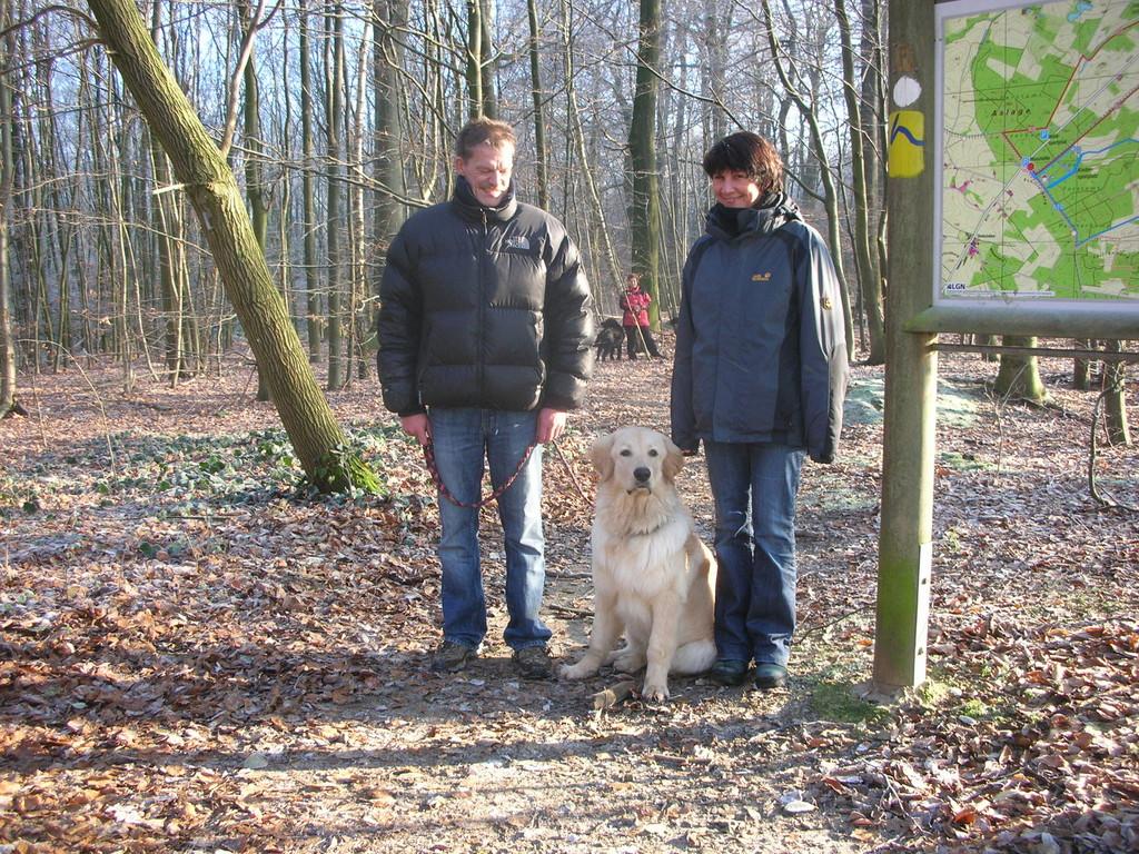 Bosse mit Petra und Wolfgang