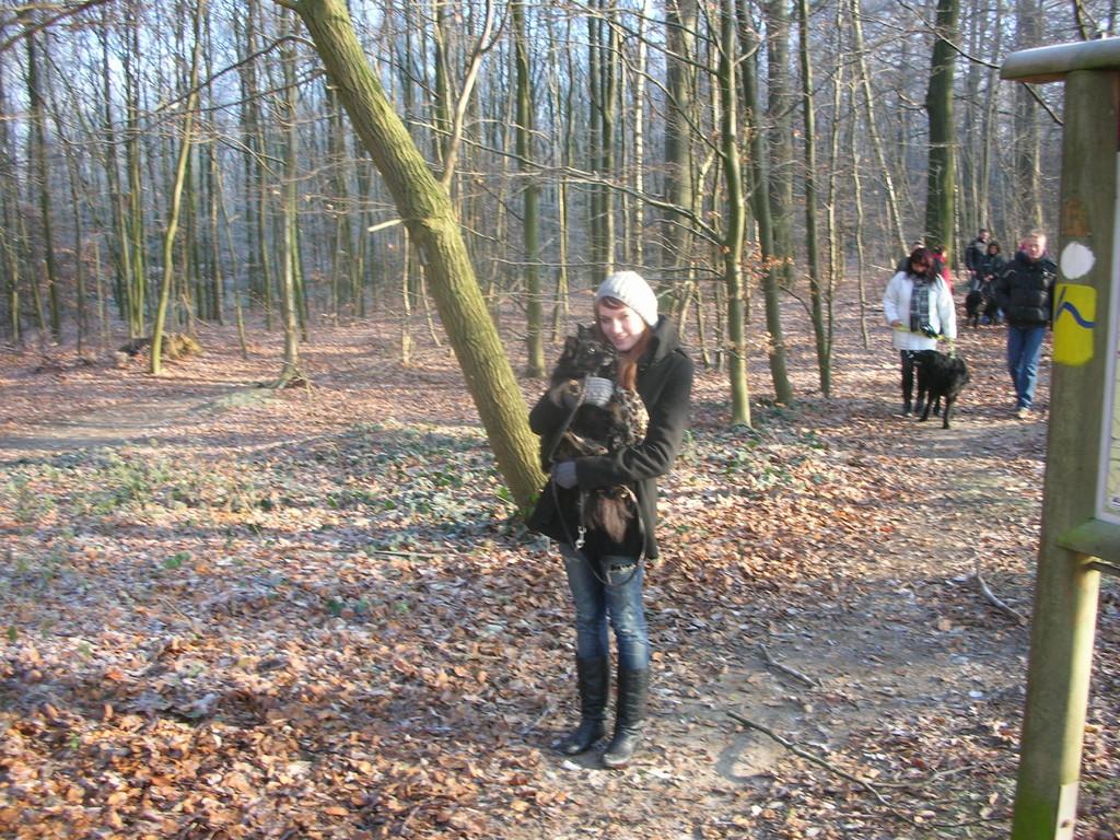 Pauline mit Jana