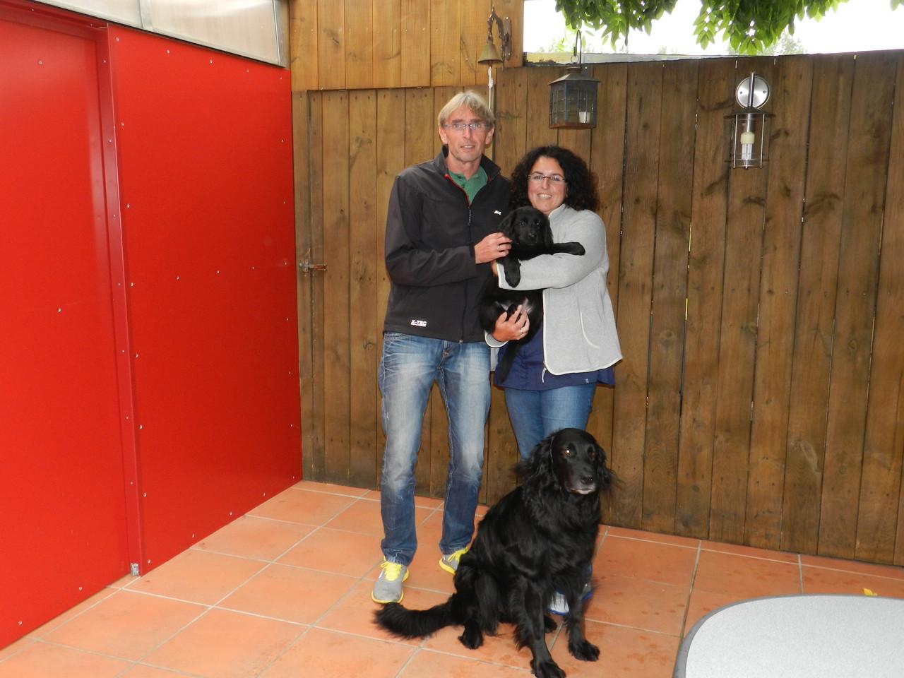 Dilara wird jetzt Yara genannt und wohnt bei Franziska u. Rolf in Kerpen