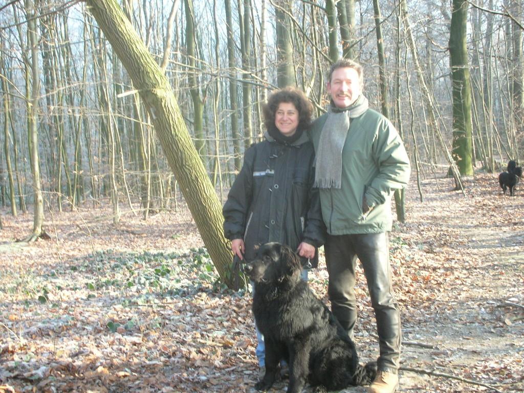 Basko mit Josi und Heri