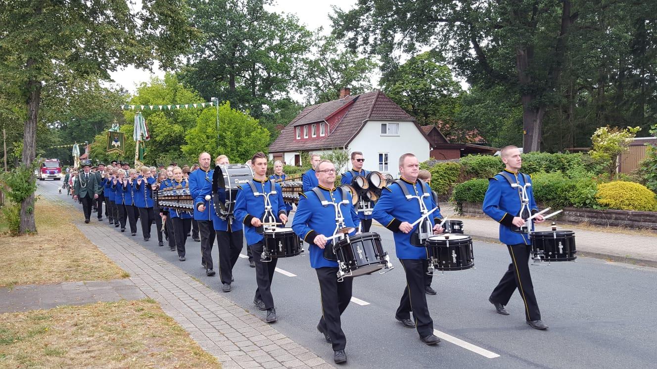 Schützenfest Düshorn 2019