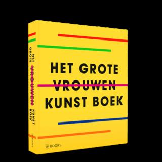te_koop_aangeboden_het_grote_vrouwen_kunst_boek_van_rebecca_morril_en_anderen_uitgeverij_wbooks