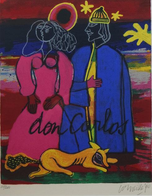 te_koop_aangeboden_een_zeefdruk_van_de_cobra_kunstenaar_corneille_1922-2010_abstracte_kunst