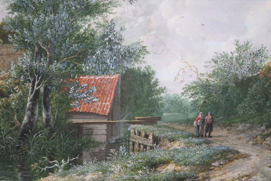 Hendrik Pieter Koekkoek (1843-1927) | 3e Generatie Koekkoek | Taxatiewaarde: 2.500,= euro