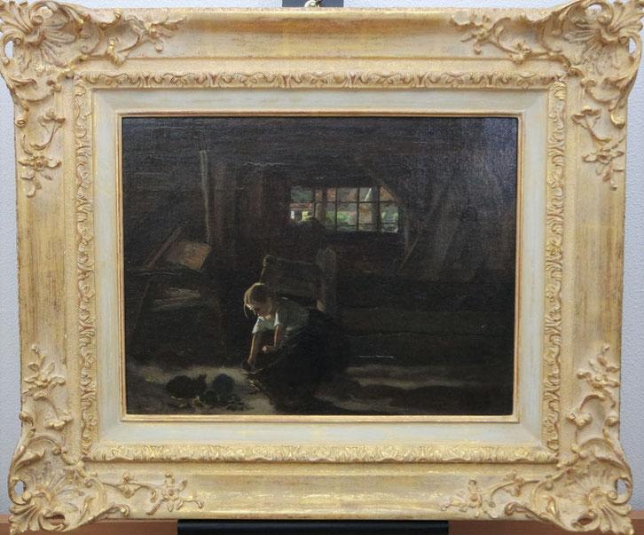Anton Mauve (1838-1888)   Taxatiewaarde: 8.000,= euro