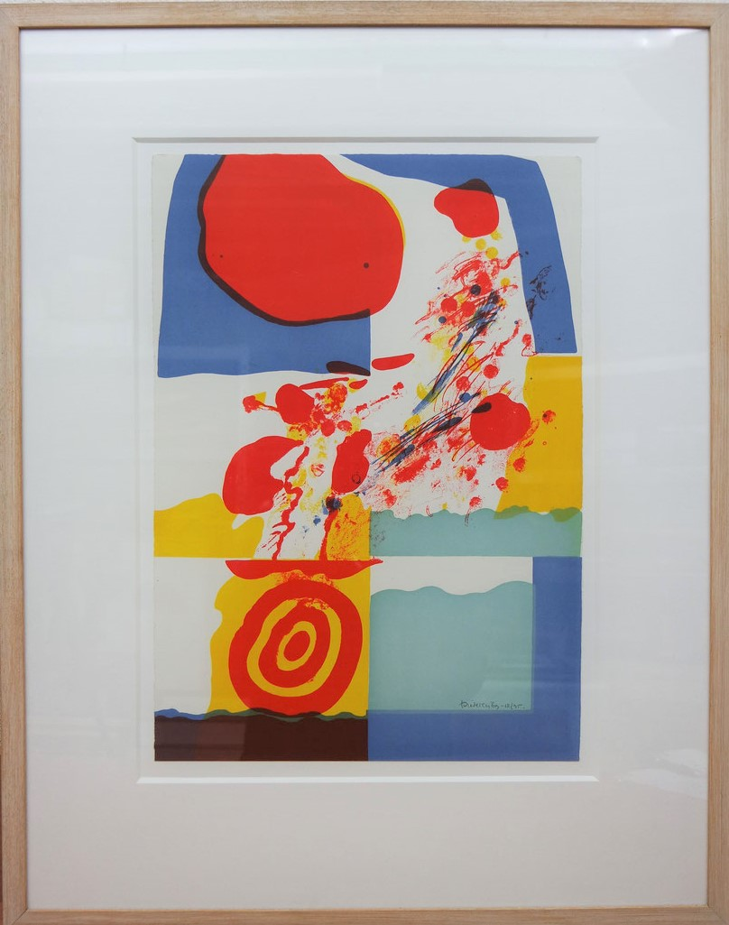 te_koop_aangeboden_een_litho_kunstwerk_van_de_nederlandse_kunstenaar_jef_diederen_1920-2009_moderne_kunst