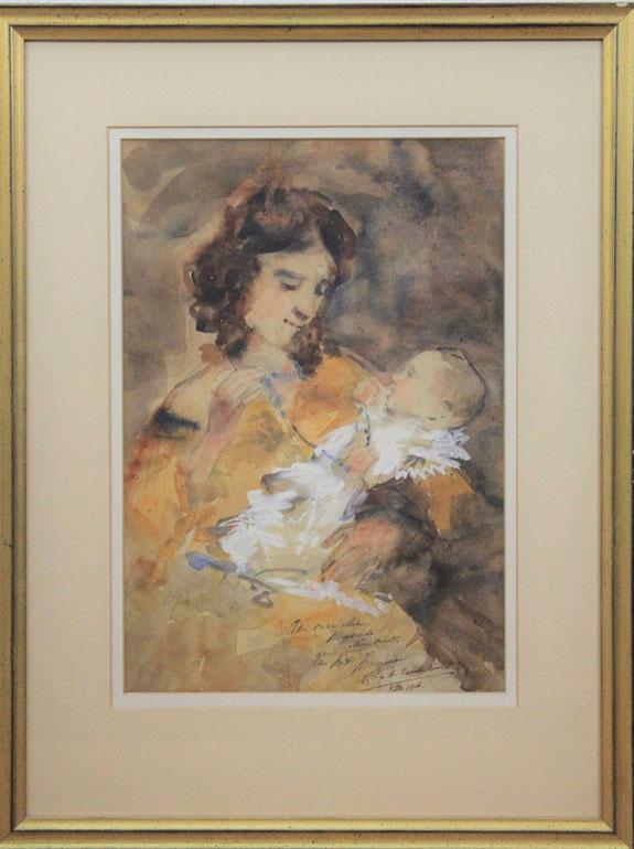 te_koop_aangeboden_een_aquarel_van_de_nederlandse_kunstschilder_simon_willem_maris_1873-1935_haagse_school