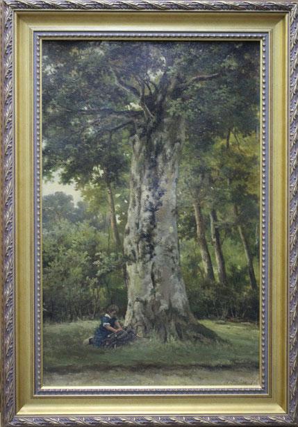 Barend Hendrik Koekkoek (1848-1909) | 3e Generatie Koekkoek | Taxatiewaarde: 5.500,= euro