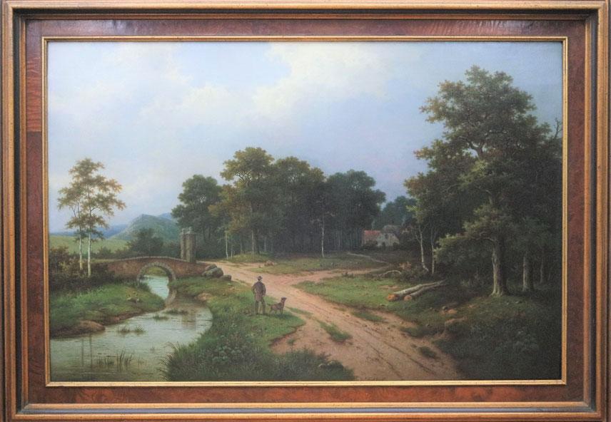 Pieter Hendrik Koekkoek (1843-1927) | 3e Generatie Koekkoek | Taxatiewaarde: 9.500,= euro