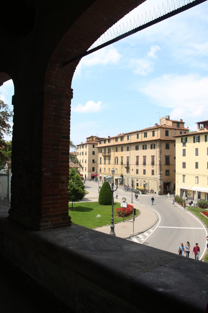Lucca, Stadt in der Toskana