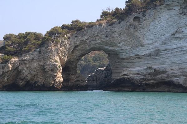 Entlang der Adriaküste - Provinz Foggia