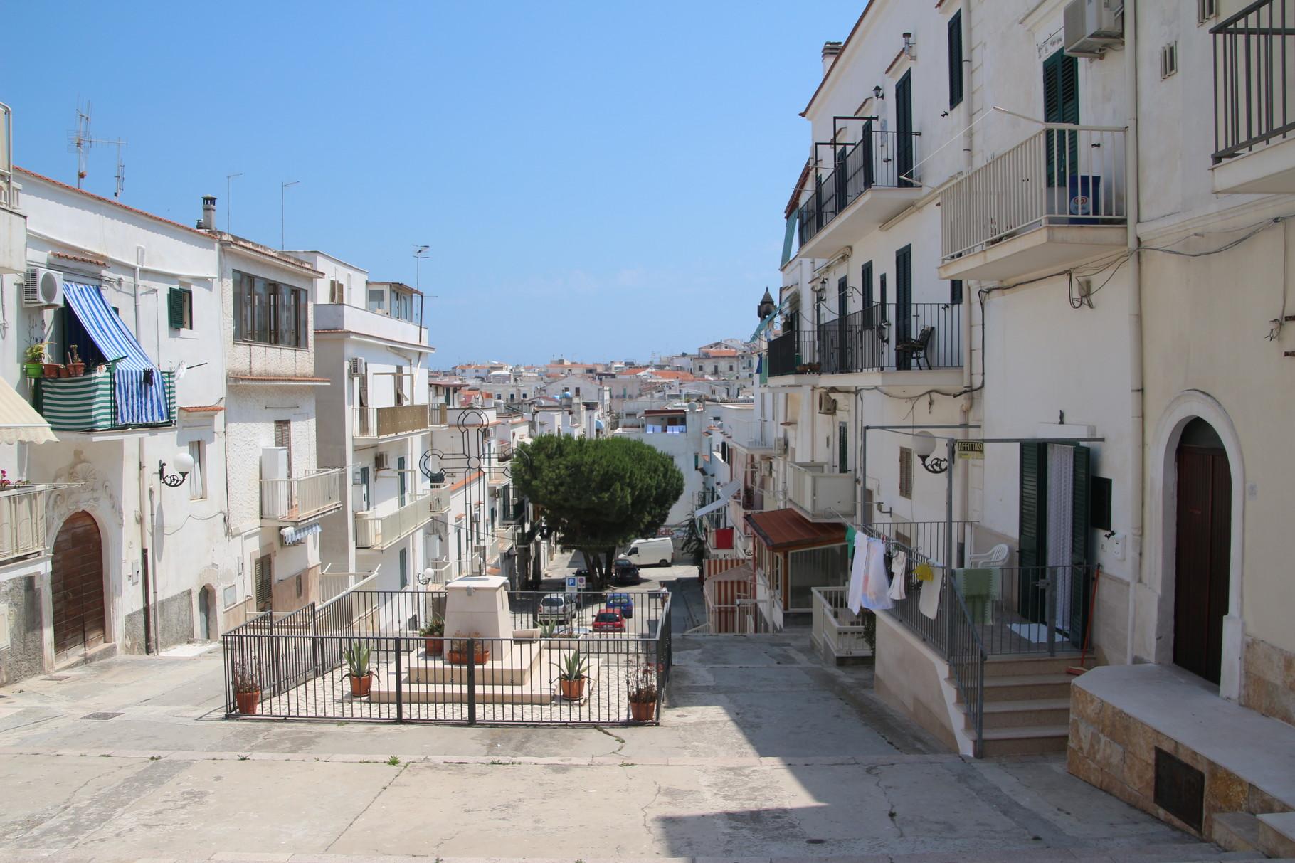 Vieste - Apulien