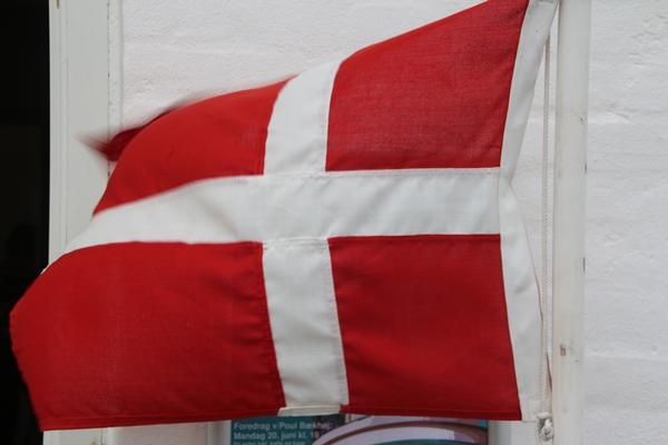 Flagge Dänemarks - Dannebrog