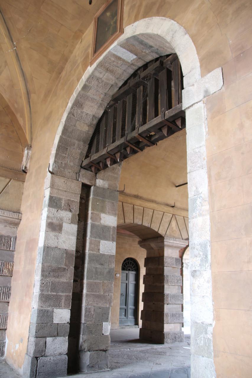Porta S. Pietro - Lucca