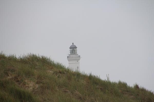 Hirtshals Fyr ist mit einer Feuerhöhe von 57 m einer der höchsten Leuchttürme Dänemarks