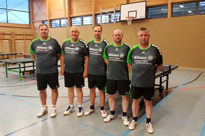 SV Grün Weiß Ferdinandshof - I. Mannschaft
