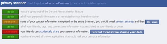 proteger nuestro facebook