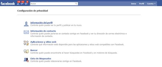 como proteger mi facebook de robo