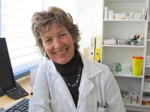 Frau Dr. K. Cina - Dres med. FMH f. allg. Medizin