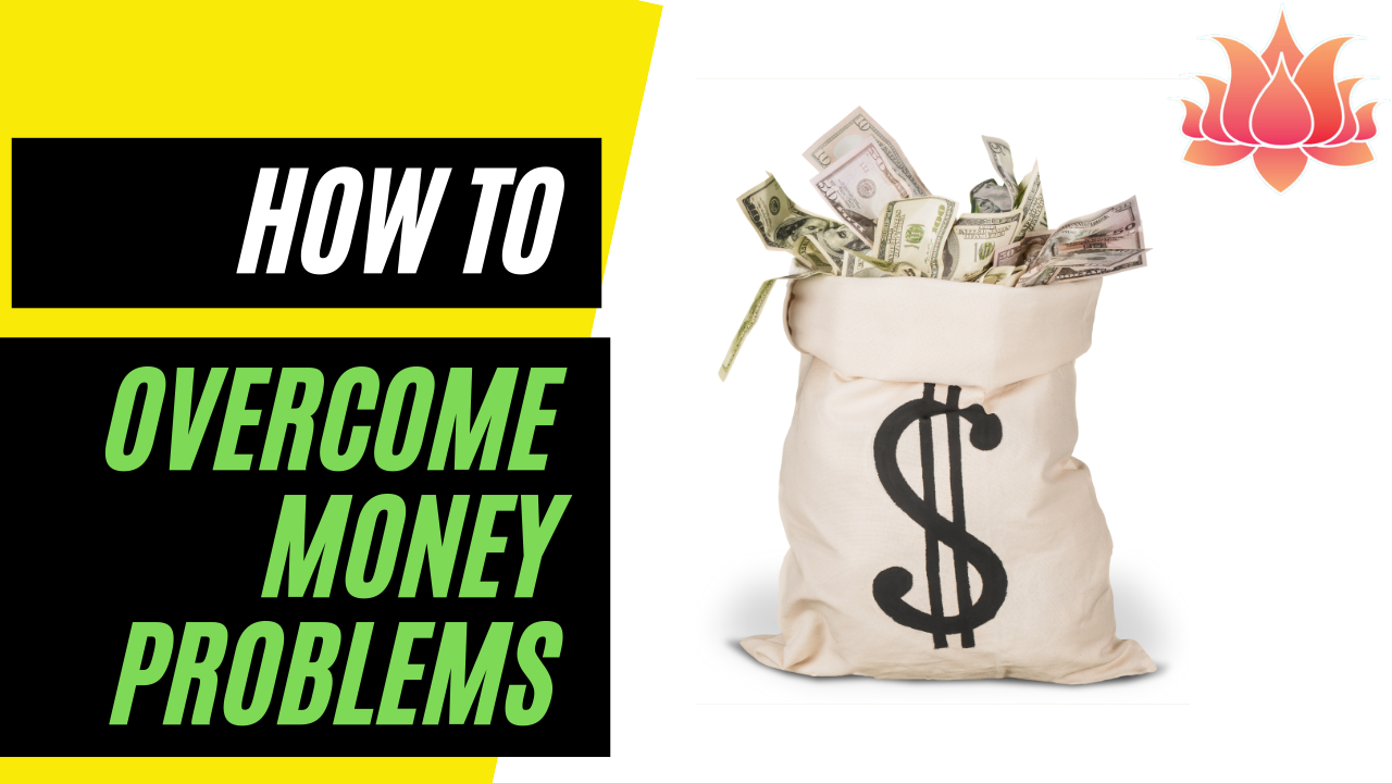 How to stop struggling with money?